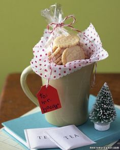 Gifts Kids Can Make: Cookie and Tea Set