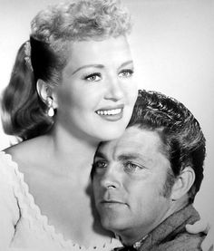 Betty Grable, Dale Robertson– The Farmer Takes a Wife