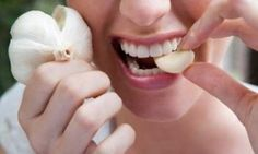 Try Garlic For Effective Acne Treatment