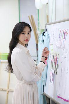 Twice University - Mina Nayeon, South Korean Girls, Korean Girl Groups, University Style, University Fashion, Twice Korean, Sana Momo, Myoui Mina, One In A Million