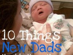 10 Things to Know About a New Mom {New Parent}