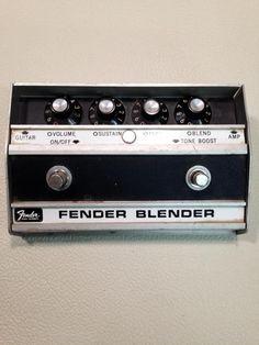 Vintage 1972 Fender Blender