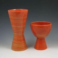 McCoy Pottery Harmony Vases