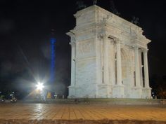 The Arco della Pace in Milan (Italy)