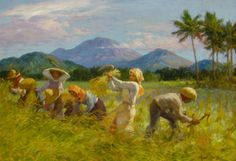 This site presents a complete painting wallpaper images, presented to you seekers of information about wallpapers and painting images. Scenery Paintings, Landscape Paintings, New Artists, Great Artists, Arte Filipino, Philippine Art, Just In Case, Sculptures, Art Pieces