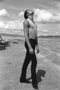 Michael Jackson photographed by Herb Ritts