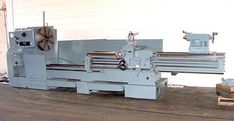 Industrial Machinery, Electrical Tools, Machine Tools, Lathe, Metal Working, Tour, Science, Technology, Tools