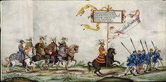 Triunfo del Emperador Maximiliano I (8)