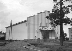 Kino Mars -baari Niinisalossa 1970-luvulla