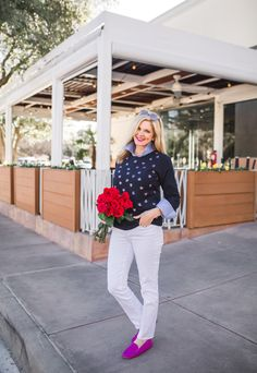 Tanya Foster | Dallas Lifestyle Blogger | Casual Valentine Look | https://tanyafoster.com