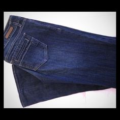 Articles of Society jeans Dark wash Articles of Society jeans. In good condition! Purchased at Nordstroms last year. Makes your booty look good! Articles of Society  Jeans Flare & Wide Leg