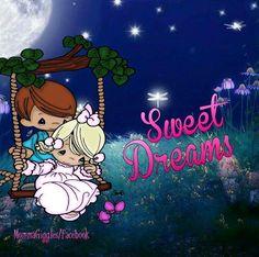 Buenas noches a todos ... que le desea todo lo dulce sueños!