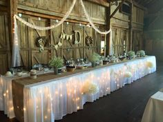 Amish Acres staff will work with you to create the event of your dreams!