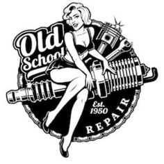 Vintage tattoo style pin up girls hot rods 32 Trendy ideas - Vintage Vintage Vintage! Tatuagem Hot Rod, Pin Up Girls, Car Illustration, Illustrations, Piston Tattoo, Illustrator Ai, Hot Rod Tattoo, Graffiti Images, Vintage Style Tattoos