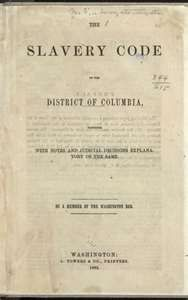 Slave codes were laws in each US state, which defined the status of slaves and the rights of masters. These codes gave slave-owners absolute power over the African slaves.