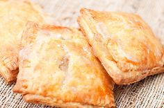 Homemade Apple Pie Pop-tarts.  Another recipe to try with my apples this fall!