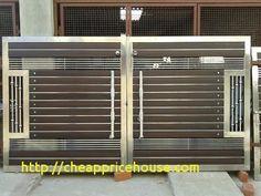 Steel Gate, स्टील गेट in Mithapur Road, Jalandhar , Batra Steels Iron Main Gate Design, Gate Wall Design, Home Gate Design, Grill Gate Design, House Main Gates Design, Steel Gate Design, Front Gate Design, Main Door Design, Railing Design