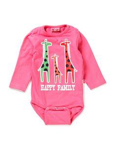 MeToo Alex Baby Ls Body (Azalea Pink), 159.00 kr - På lager! Rask levering med Boozt.com