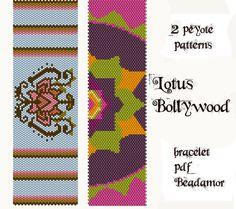 Hey, j'ai trouvé ce super article sur Etsy, chez https://www.etsy.com/fr/listing/233134746/2-peyote-patterns-for-bracelet-lotus