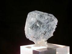 Natural Blue Topaz Display Crystal Fine Topaz by DanPickedMinerals