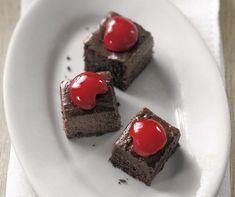 Chocolate Cutie Bars Recipe | Tastefully Simple | Rich, delicious chocolate bars.