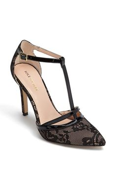Sole Society 'Nicola' T-Strap Pump available at #Nordstrom
