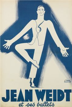 Paul Colin, Jean Weidt et ses Ballets, 1938