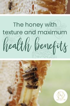 Red Gum Comb honey is a rich golden colour, sweet, waxy and deliciously sticky. This is honey with texture and its health benefits are explained on the website. For 20% off your first purchase, sign up to the newsletter. #honey #luxuryhoney #redgumhoney #honeycomb  #nectahive #wellbeing Raw Honey, Honey Bees, Australian Honey, Best Honey, Sugar Substitute, Honey Benefits, Health Benefits, Muesli, Health And Wellbeing