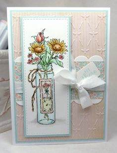 SC496 Gardener's Picks by BeckyTE - Cards and Paper Crafts at Splitcoaststampers