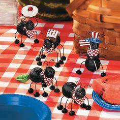 Picnic Ants - OrientalTrading.com