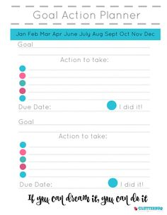 The Art of Getting More Done in Less Time | ClutterBug.Me FREE PRINTABLES