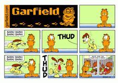 Garfield | Daily Comic Strip on July 20th, 2014