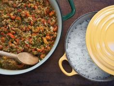 Get this all-star, easy-to-follow Creole Crawfish Etouffee recipe from Food Network
