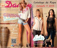 Catalogo de Danny Moda Campaña 11 2015. Hojea la ropa colombiana