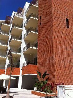 Building is above Selva Romantica
