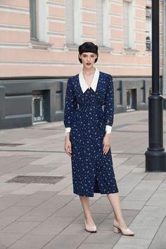 Ulyana Sergeenko, коллекция Demi-Couture осень-зима 2017, Buro 24/7