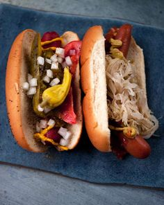 Chicago Hot Dog Recipe