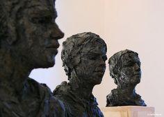 sculpter des hommes d'équipage avec Cécile Raynal / France Inter