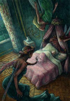 Entre Lápis e Pincéis: Elisabeth Alba