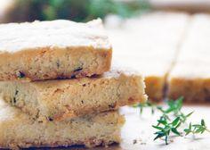 lemon thyme shortbread bars http://www.babble.com/best-recipes/lemon-thyme-shortbread-bars-mothers-day-gift/