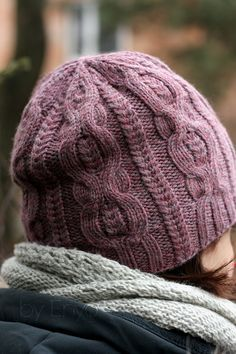 Holy crap! Yarn and stuff! • getting-knitfaced: Free hat patterns by Agata...