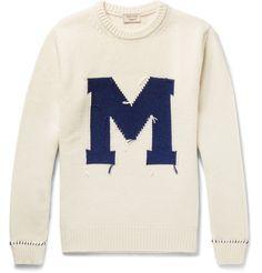 MAISON KITSUNÉ . #maisonkitsuné #cloth #knitwear