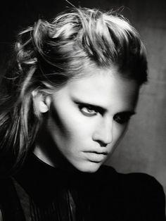 Lara Stone by Paolo Roversi For M Le Monde 2