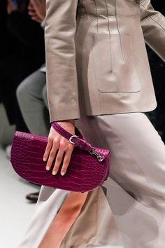 See detail photos for Salvatore Ferragamo Fall 2017 Ready-to-Wear collection.