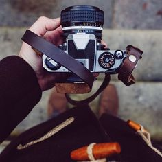 We are massive fans of the Nikon F3. However its little brother the FM2 is rather incredible too. Especially attached to the brilliant Nikkor 50mm f1.2 lens and our Kensington neck strap.