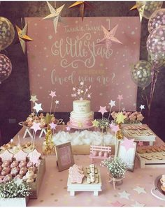 A beautiful and whimsical party