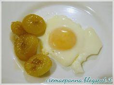 crema e panna: Uova all'occhio di bue con amc