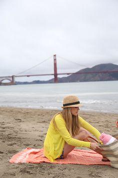 Best San Francisco beaches #ONSummer