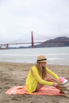 Best San Francisco beaches #ONSummer