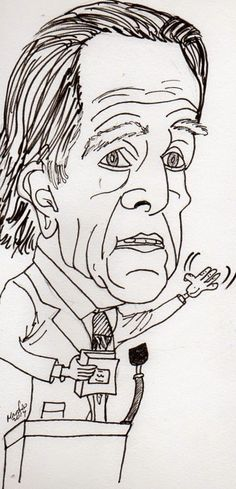 CARICATURAS DELBOY: JAVIER VALLE RIESTRA